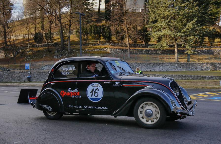 Classic Lions Peugeot 202 - 1
