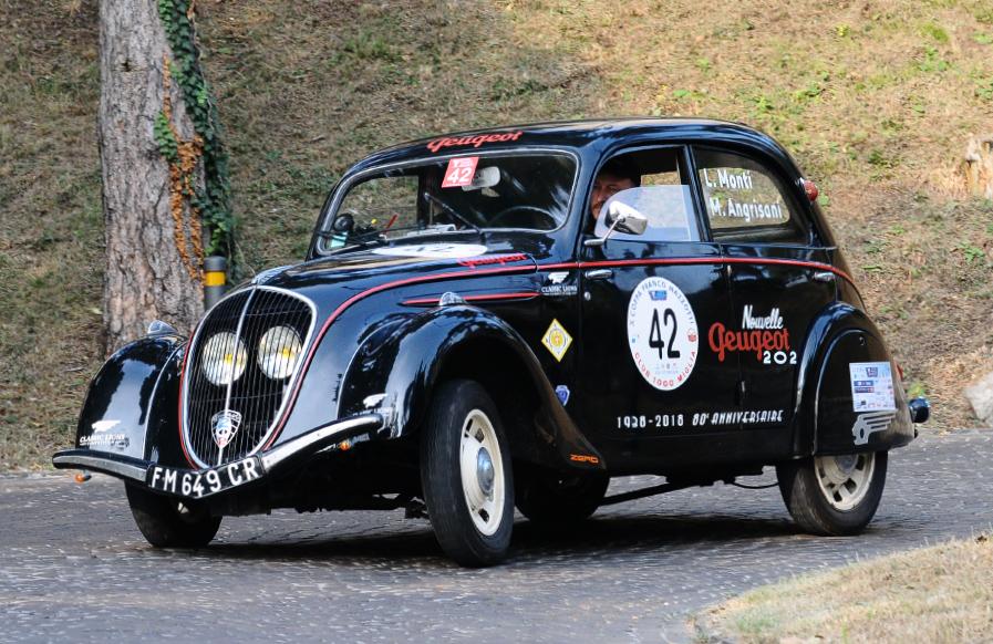 Classic Lions Peugeot 202 - 3